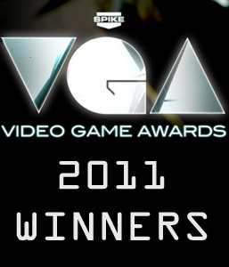 2011-Spike-Video-Game-Awards-Winners-List