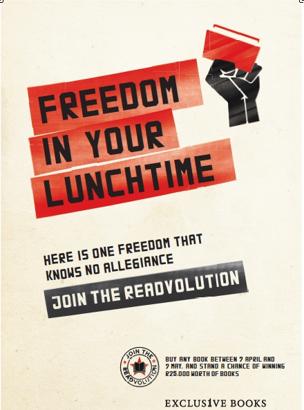 Freedom in your lunchtime