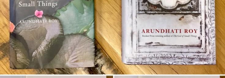 Arundhati Roy Signed Copies