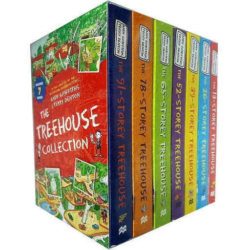 Treehouse collection